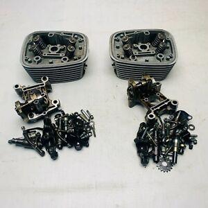 BMW  R850R R 850 R 259  Motor : Zylinderkopf rechts und  links komplett    *268*