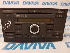 FORD MONDEO 2005 MULTI FUNCTION AUDIO SYSTEM CD / RADIO PLAYER 5S7T-18C815-AC