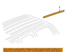 GM OEM Roof-Molding Strip 22743309
