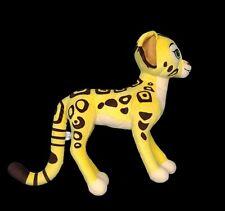 "Disney Store Lion Guard Lion King FULI the Cheetah 12"" Plush"