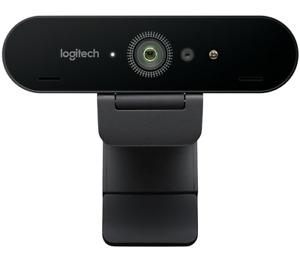 Logitech BRIO Ultra HD Webcam - Black