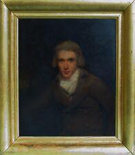 James Northcote (British, 1746-1831) Original Oil Painting Portrait