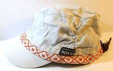 Roxy Femmes non Structurées Casquette Chapeau Taille Unique Lanière Cuir