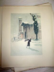 LES NOUVELLES ASIATIQUES Gobineau 1927 Devambez Etchings Henri Riche Ltd Ed #76