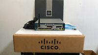 CISCO UC520W-16U-4FXO-K9 UC520 Wireless VoIP Router 4FXO, 4FXS Voicemail CME-8.6