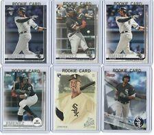 x14 Different ELOY JIMENEZ Rookie Card RC lot/set Bowman Topps Chrome White Sox!