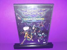 Beast Machines Transformers Volume 1 DVD