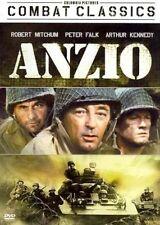 Anzio 0043396065451 With Robert Mitchum DVD Region 1