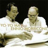 YO-YO MA - YO-YO MA PLAYS ENNIO MORRICONE CD NEU SOLOINSTRUMENT ENNIO MORRICONE