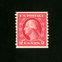 US Stamps # 455 XF OG NH