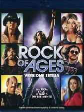 ROCK OF AGES   BLU RAY   BLUE-RAY MUSICALE
