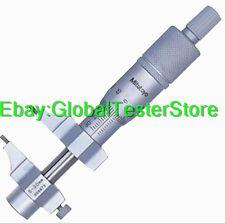 Mitutoyo 145-186 Jaw Inside Micrometer Caliper 25-50mm/0.01mm Resolution New