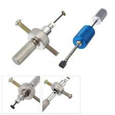2Pcs Locksmith Key Tools Set Disc Detainer Unlocking Padlock Lock Picks Kit.,