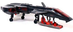 GI Joe Rise Of Cobra Night Raven Jet Plane 2008 Hasbro