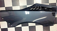 C7 Corvette Right Rear Quarter Panel (Cyber Gray with Carbon Flash Insert)