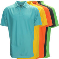 Tabasco Performance Solid Polo Golf Shirt,  BRAND NEW