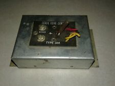 Leslie 3M Echo Control Box For 122 Type Hookup To Spinet Hammmonds