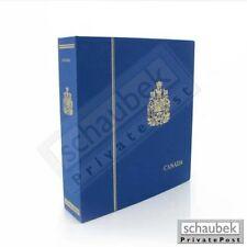 Schaubek KOA-944/01N Album Kanada 1851-1979 Standard im geprägten Leinen-Schraub