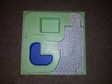 Lego 3D Platte Bauplatte Set 6416 Poolside Paradise 6092px2 System Paradisa