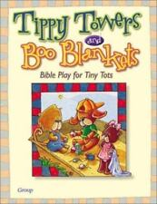NEW - Tippy Towers & Boo Blankets: Bible Play for Tiny Tots