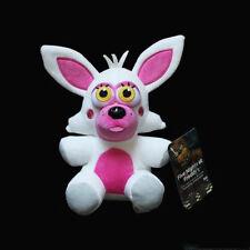 "white 7""  RARE Funko Five Nights At Freddy's Mangle Plush Funtime Foxy Fun Time"