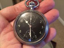 VINTAGE HAMILTON MODEL 23  CHRONOGRAPH POCKET WATCH, 19 J.