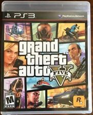 Grand Theft Auto V (Sony PlayStation 3, 2013) PS3 - Used - Free Shipping - GTA 5