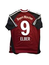 FC Bayern Trikot ELBER 01/02 Home Shirt FCB Adidas Vintage Camiseta Maillot M