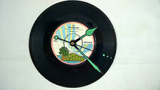 "FREE Let Me Show You   7""VINYL Wall Clock"