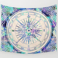 Indian Mandala Tapestry Wall Hanging Bedspread Bohomian Ethnic Blanket Throw Mat