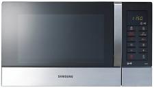 NEU: Samsung Mikrowelle 23 L 800 W, Grill-Funktion Edelstahl mit Auftau-Programm