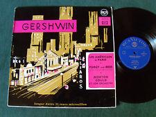 GERSHWIN / MORTON GOULD & son orchestre - LP 1963 French RCA VICTOR 500213 CHOC