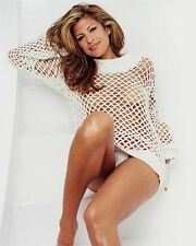 Eva Mendes 8x10 Hollywood Celebrity Photo. 8 x 10 Color Picture #576