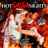 CD Hot Salsa Notti di Various Artists 2CDs incluse Ai Te Pego Se Ue