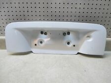 1994-98 FORD MUSTANG TRUNK LICENSE PLATE COVER TRIM FINISH PANEL POCKET OEM