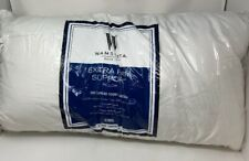 Wamsutta Extra Firm Support Pillow 300 Thread Count Sateen King Size
