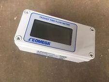 """Ultrasonic Flowmeter OMEGA DYNASONIC FDT32-C - measuring flow in 3/4"""" coper pipe"""