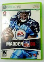 XBOX 360 EA Sports Madden NFL 08