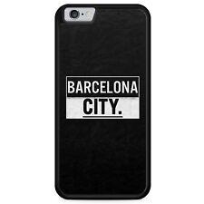 iPhone 6 6s Hülle SILIKON Case Barcelona CITY Spanien Espana Cover Schale