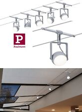 Paulmann LED Seilsystem OrbLED 5x4W Chrom Matt-Chrom Schwenkbar UVP 119,00€