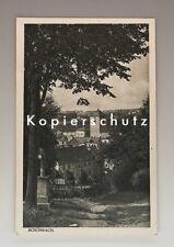 Ansichtskarte SCHÖNBACH um 1929