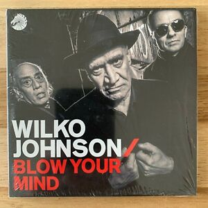 Wilko Johnson - Blow Your Mind - CD Digipak - New Sealed Condition