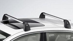 Genuine New BMW 3 Series Roof Bars (F30) - 82712361814