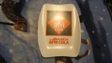 Zahlteller Afri Cola Ornamin 60er 70 Jahre