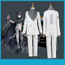 Anime Ronpa V3 Ouma Kokichi Juegos con disfraces Disfraz Uniforme Escolar Conjunto Completo