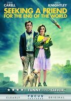 Seeking a Friend for the End of the World (New DVD, 2012) Carell, Knightley