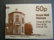 1982 Follies Series-Temple of the Wind-50p Booklet - Fb2019 - A