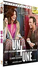 DVD *** UN + UNE *** de Claude Lelouch avec Jean Dujardin  ( neuf sous blister )