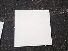 "POLYPROPYLENE SHEET WHITE 3/8"" x 24"" x 12"" Free Shipping! P7"