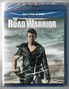 The Road Warrior Mad Max 2 (Blu-ray, 2013) Brand New & Factory Sealed